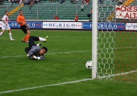 Incontro Padova-Ivrea 2-0