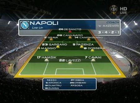 """Napoli, una sosta """"salutare"""""""