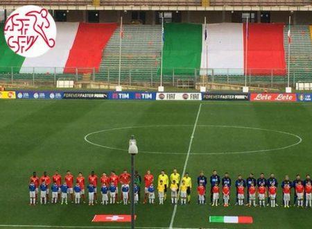 Italia – Svizzera  2-0